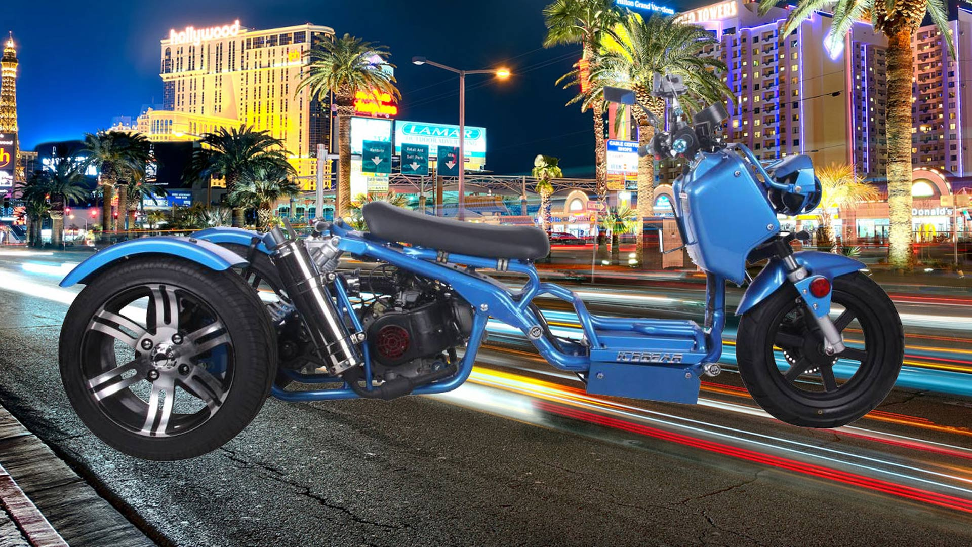 Rent-a-Mad-Dog-Trike-In-Las-Vegas-3